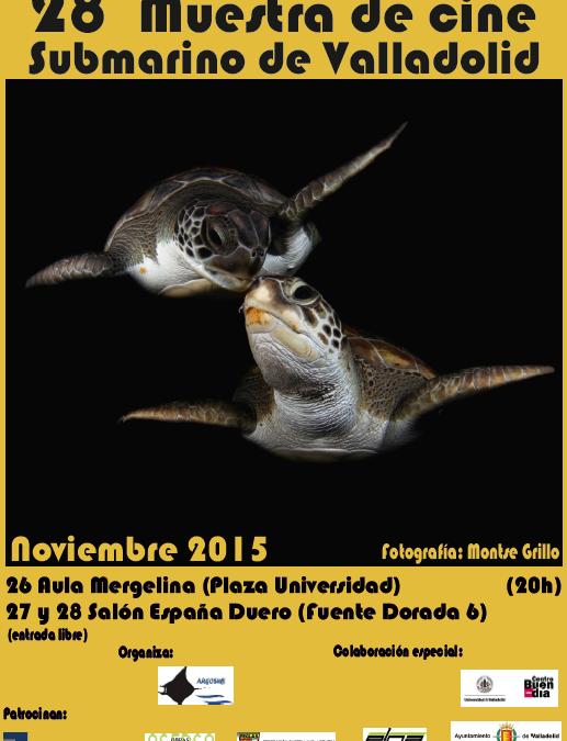 28 ªMuestra de cine Submarino de Valladolid