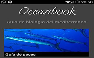 Nueva App guía de fauna y flora marina para buceadores.